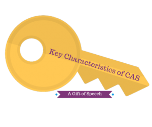 Key Characteristics of CAS