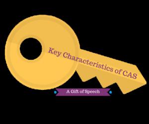 Key Characteristics of CAS