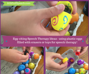 Eggciting Therapy