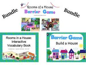 interactive vocabulary books