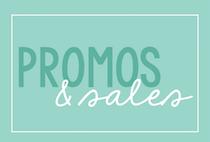 Sales & Promos