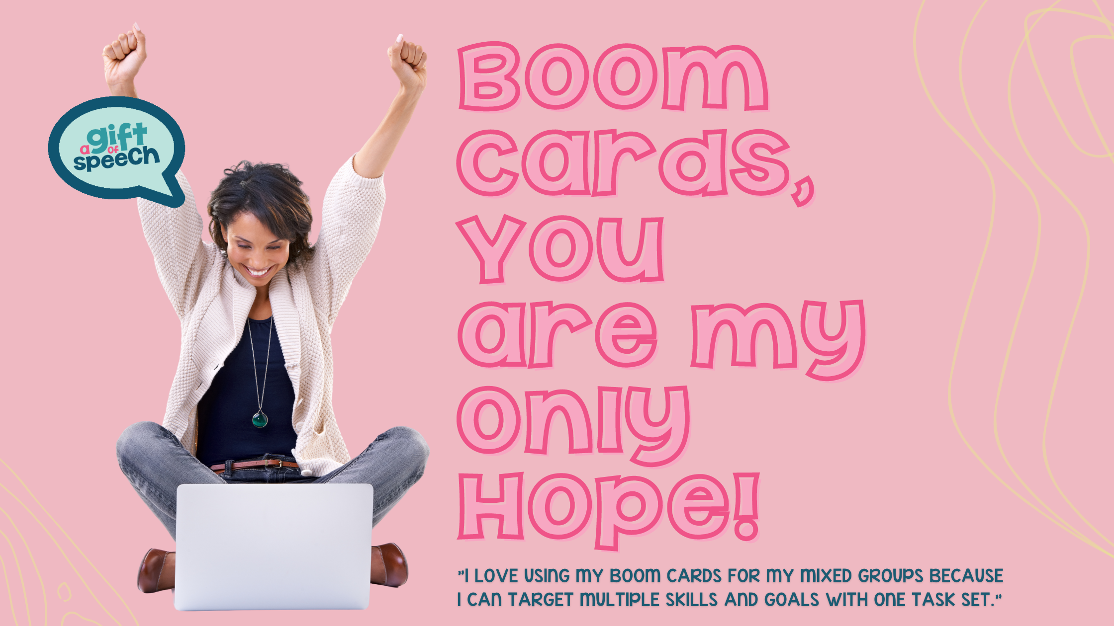 Boom Cards you are my only hope