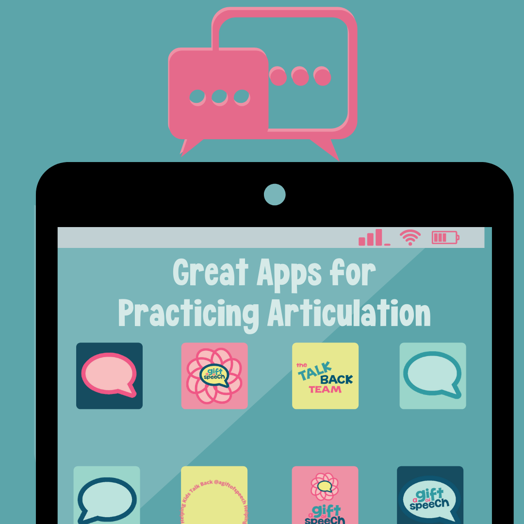 Great Apps for Practicing Articulation
